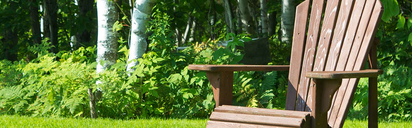 You will enjoy your garden like never before after a visit from us